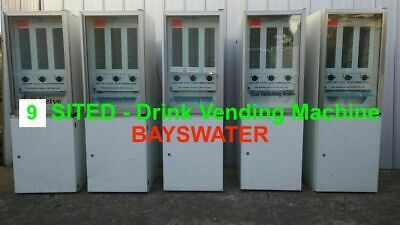 10 SITED - Drink Vending Machine (BAYSWATER)