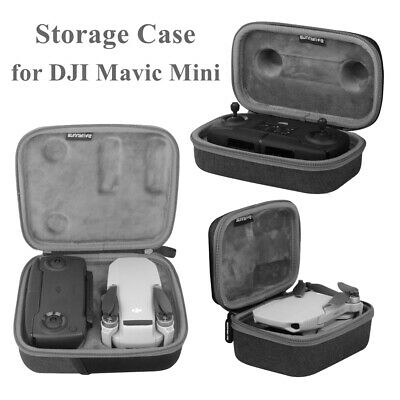 US Remote Controller Portable Carrying Case Drone Storage Bag for DJI Mavic Mini