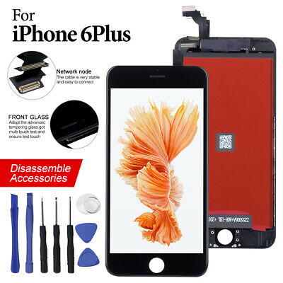 &&&For iPhone 6 Plus LCD Screen Display Touch Assembly Replacement +Teardown kit