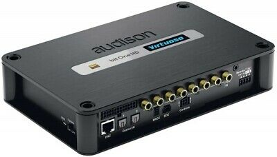 Audison bit One HD Virtuoso 13-Kanal High End DSP Prozessor 24Bit Signal Prozess
