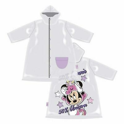 Impermeable Pvc De Minnie Mouse Disney (23181)