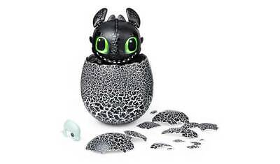 DreamWorks Interactive Hatching Dragon Egg Toothless With So Many Interactive_UK