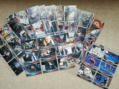 Spiderman 3 Full Trading Card Base Set + Sleeves