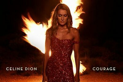 *SEALED* Celine Dion - Courage - CD - 2019 FREE SHIPPING