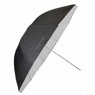 "ProMaster Professional Umbrella - Convertable 60"" - Black/Silver/Translucent"