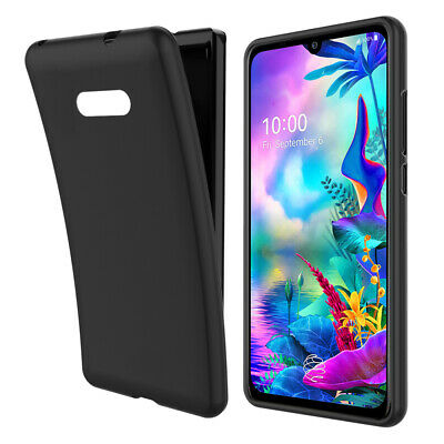 Soft TPU Silicone Hybrid Shockproof Phone Back Case Cover Skin For LG G8X ThinQ