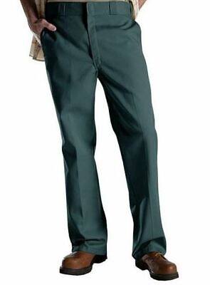 Dickies Hunter Green 874 Traditional Work Pant Size 30-46 When Quality Matters