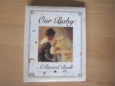 Our Baby - A Record Book - With Index Tabs, Ring Binder