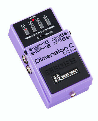 BOSS / DC-2W Dimension C effects pedal