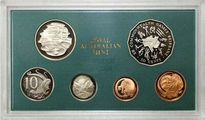 1982 Australia Proof Coin Set