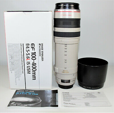 Canon EF 100-400mm f/4.5-5.6L IS USM Lens - [PLEASE READ] - #1396a