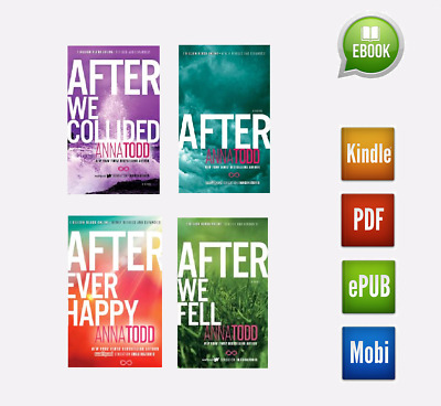 ⚡ After Series (1- 5)⚡ by Anna Todd  INSTANT DELIVERY