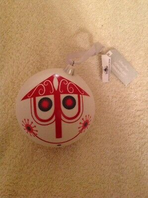 Disney Parks It/'s A Small World Clock Porcelain Ornament New With Tags
