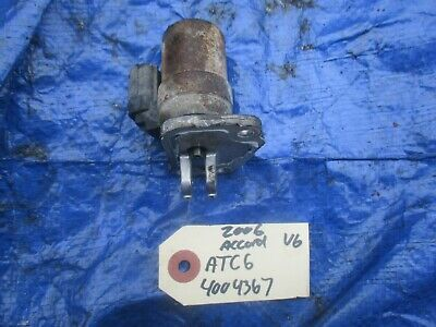 03-07 Honda Accord V6 manual transmission ATC6 reverse lockout OEM 4004367