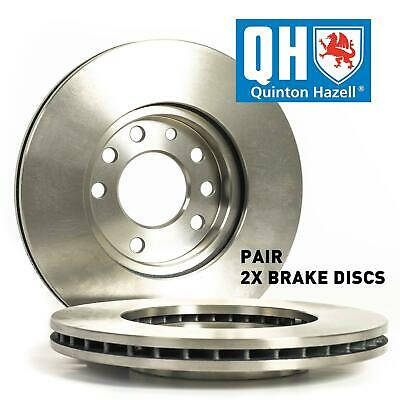 QH BDC5241 Front Axle Internally Vented Brake Disc