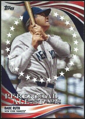 2019 Topps Update PERENNIAL ALL-STARS Inserts...U Pick From List...FREE SHIPPING
