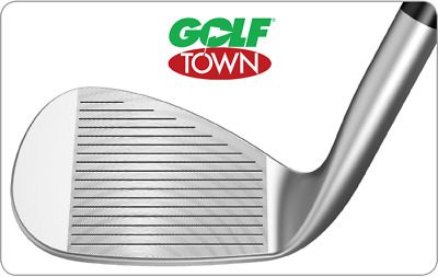 Buy a $50 Golf Town eGift for $45 - Email Delivery