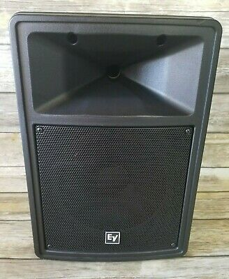 """ELECTRO VOICE EV SX-80 SX80 SPEAKER 8"""" 8 inch woofer175 watts RMS  ONE ONLY"""