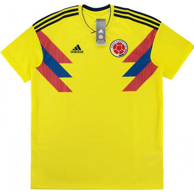 2018-19 Colombia Home Shirt Bnwt