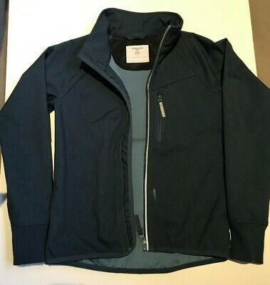 Polarn o pyret Navy Water / Wind  Proof kids Jacket 8 - 9