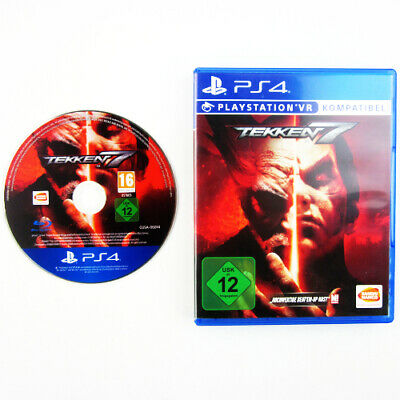 PS4 Playstation 4 Spiel Tekken 7 in OVP