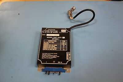 Bertan Modular High Voltage Power Supply 0-2KV @ 2mADC PMT-20C/N OPT.1