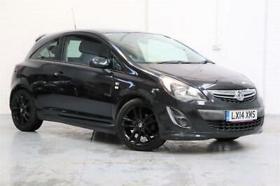 2014 14 Vauxhall Corsa 1.2 Limited Edition 3D 83 Bhp Petrol Manual