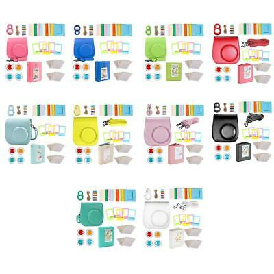9 in 1 Camera Accessories for Instax Mini 8 8+ Mini 9 Instant Film Camera UK