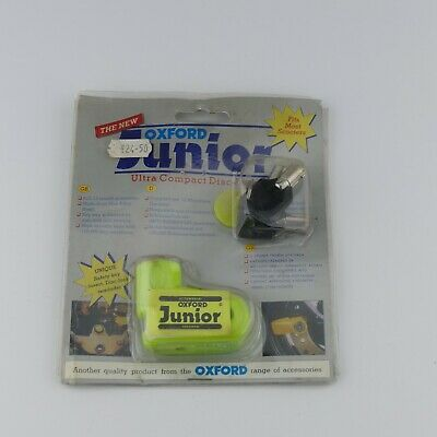 Oxford Junior Ultra Compact Mini Disc Brand New