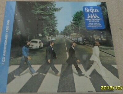 The Beatles Abbey Road - 50Th Anniversary - Deluxe 2 Cd Edition