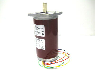 Pacific Scientific E34HRHP-LNK-NS-00 1.8 Step Motor 65 Vdc, 1500 Rpm New