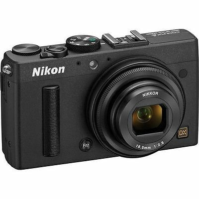 Brand New Nikon COOLPIX A 16.2MP Digital Camera   Black
