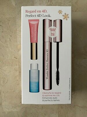 Clarins Beautiful Eyes Collection Christmas Gift Set. New And Sealed. RRP £22