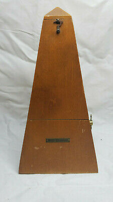 Vintage Seth Thomas Wooden Metronome Windup Model ?