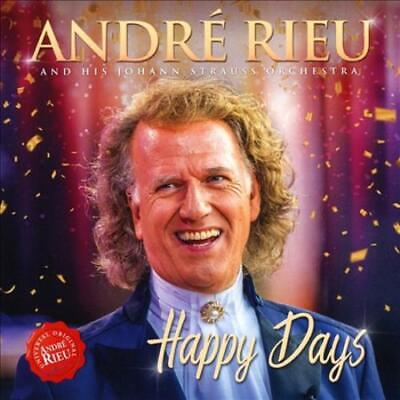 Andre' Rieu - Happy Days New Cd