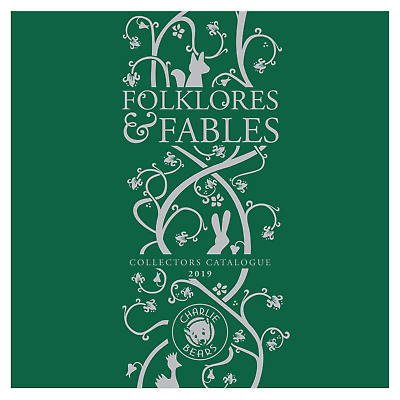 Charlie Bears Catalogue 2019 Folklores & Fables