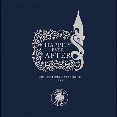 Charlie Bears Catalogue 2018 Happily Ever After