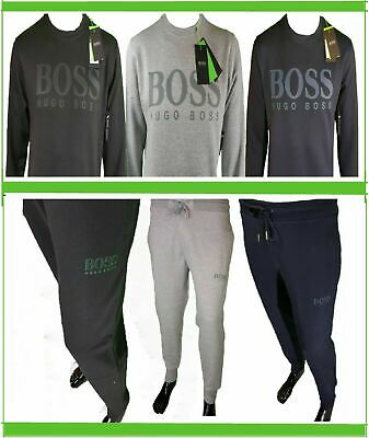 Hugo Boss Men's Tracksuit Colour Black Grey Navy Sizes S,M,L,Xl