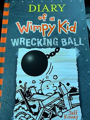 Wrecking Ball (Diary of a Wimpy Kid Book 14) 2019