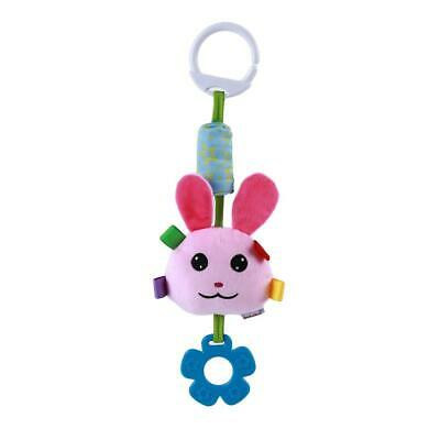 Infant Toys Baby Plush Bed Wind Chimes Rattles Bell Toy Stroller Hanging 6L