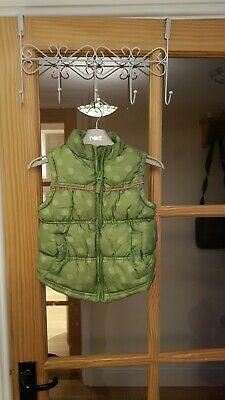 Girls Next winter Gilet age 3-4