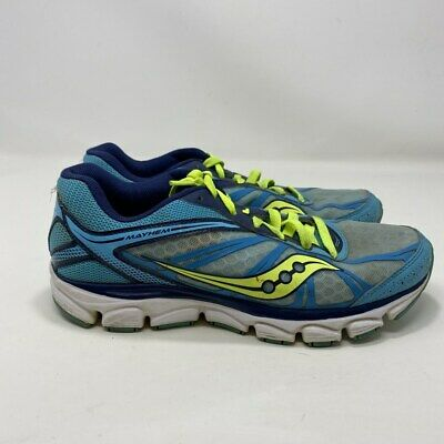 Saucony Women's Blue Sneakers Size 8.5 A141