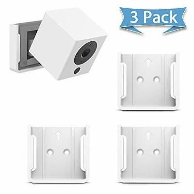 HOLACA Quick Wall Mount Bracket for Wyze Cam 1080p HD Camera and 3 PACK White