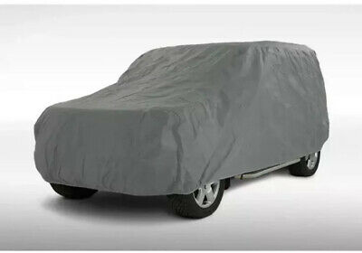 D VAUXHALL CORSA PREMIUM HEAVYDUTY FULLY WATERPROOF CAR COVER COTTON LINED