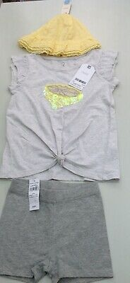 Next/Gap girls summer outfit age 3