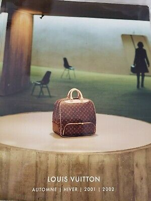 Louis Vuitton Catalog Automne Hiver 2001 2002 Clothes, Bags