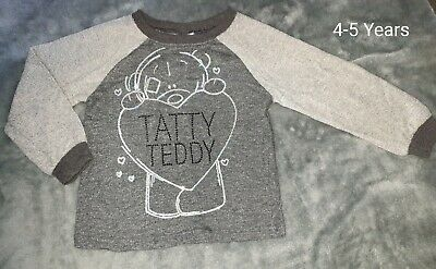 Girls Tatty Teddy Jumper Age 4-5 Years - Me To You