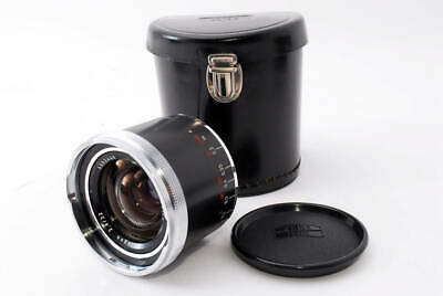 Very rare Carl Zeiss Distagon 32mm F2.8 for Contaflex 126 with Case from Japan