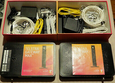 Telstra Gateway Max WiFi Router (NBN Compatible)