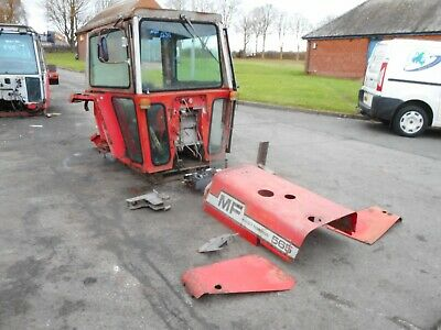 Massey Ferguson MF565 Cab S/R (Collection Only) - NVC865D